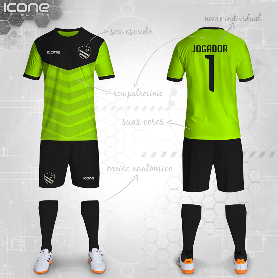 Modelo GS4 » ICONE SPORTS – Uniformes Esportivos 2790e29ea52e5